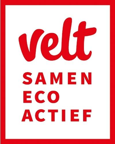 Velt Logo Rood Online