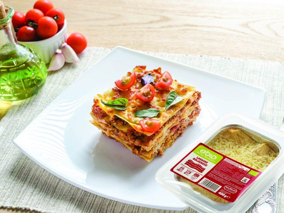 2Bio Lasagne Sfeerbeeld
