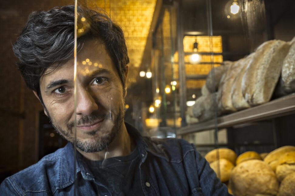 Portret Dieter Coppens