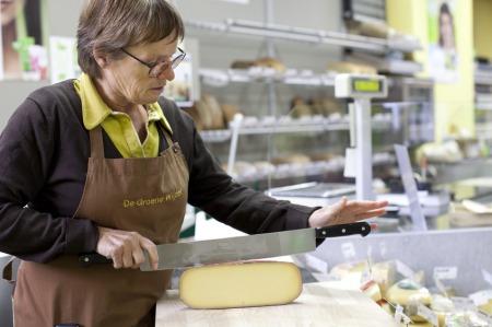 Maria en Joris zijn al 20 jaar zelfstandige biowinkeliers.