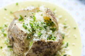 Aardappel Id Schil