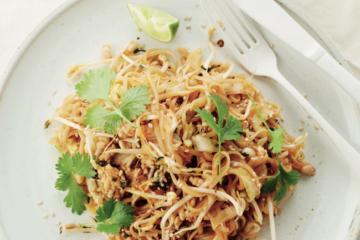 Pad Thai met tofu