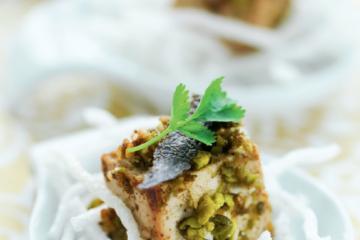 Tofu In Een Kruiden Notenkorstje
