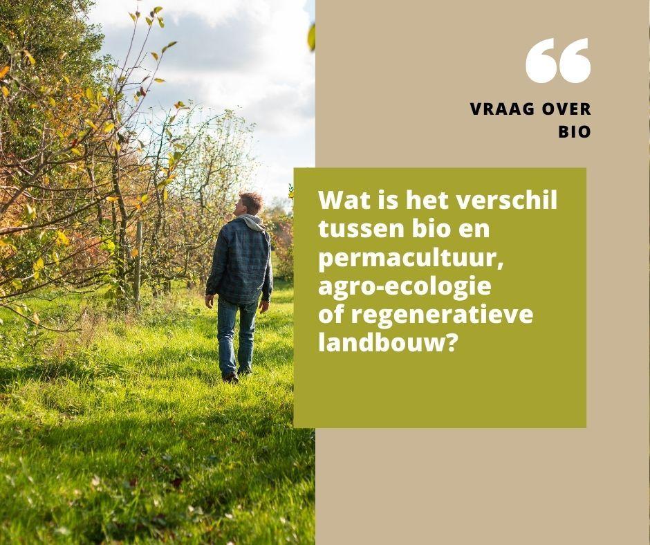 Vraag Over Bio Duurzame Landbouw Facebook